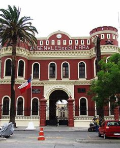 Ex Arsenales de Guerra - Chile