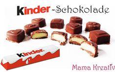 Kinderschokolade selber machen