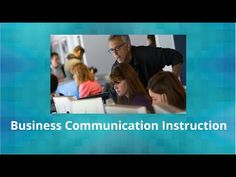 Business Communication Instruction