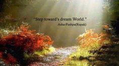"""STEP TOWARDS DREAM WORLD"""