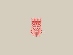 Unused King by David M. Smith #Design Popular #Dribbble #shots