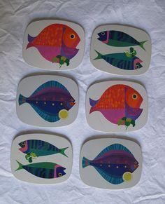 vintage fish find
