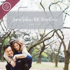 【creatopics】さんのInstagramをピンしています。 《One slot left to join us to beautiful hanami prewedding of the year with our talented charming photographer @agungchr =) Hurry Hurry! Book us now! Please kindly contact us for further information: Whatsapp 08170929339 Email: creatopics@yahoo.com #Creatopics #prewedding #japan #kyoto #nara #japanprewedding #sakura #hanami #cherryblossoms #preweddingphoto #weddingideas #weddinginspiration #love #couple #potd #spring #creatopicspromo》