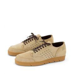 Loewe Shoes - SNEAKER Gold