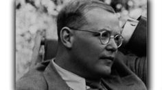 Dietrich Bonhoeffer - Pastor, Spy, Martyred for his work in the holocaust