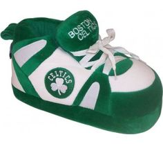 Boston Celtics Original Comfy Feet Slippers