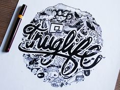 Thuglife. by Nairone