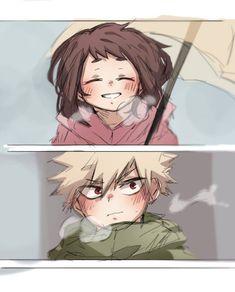 Thật là đáng yêu khi hai nhân vật của chúng ta đều rất trẻ và dễ thương