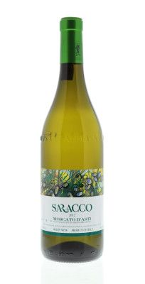 Saracco Moscato d'Asti 2012 from Asti, Piedmont, Italy - Moscato d'Asti is a unique wine where the beautiful aromas of the grapes are enhanced by a crisp, nice acidity, a light fizziness and the sweetness of the natur.