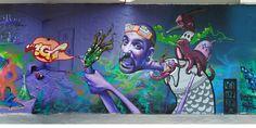 Linares Hoy: El rey del Grafiti , Miguel Ángel Belinchón (Belin)