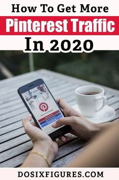 Free guide for beginner bloggers on how to get Pinterest traffic (Last updated: 2020). Start getting more traffic from Pinterest going to your blog by following the steps here. #pinterest #pinterestforbusiness #pinterestmarketing #pins