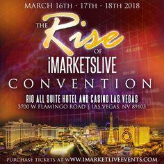 IML RISE CONVENTION – Grande Convenção ImarketsLive em Las Vegas