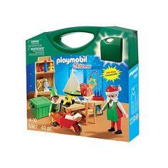 Playmobil Santas Workshop Playset - 5987