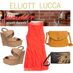 """""""Summer Must-Have"""" by elliott-lucca on Polyvore"""