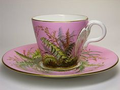Minton style cup