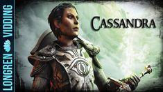 Cassandra || Dragon Age