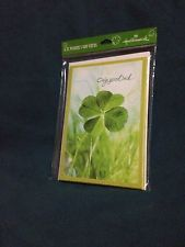 Nice Pack of 6 St. Patrick's Day Greeting Cards from Hallmark