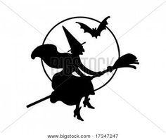 vassoura de bruxa vetor - Pesquisa Google