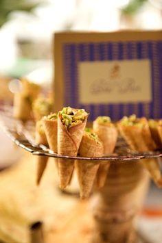 Snacks...Diwali, Wedding, or anytime~Chaatwallah Station, Bhelpuri  www.entertainingcompany.com Diwali Food, Diwali Party, Indian Wedding Food, Food Counter, Food Stations, Indian Sweets, Thinking Day, Indian Food Recipes, Diwali Recipes