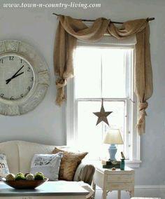 24 Best Farmhouse Style Curtains Images Farmhouse Style