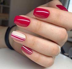 Elegant Nails, Classy Nails, Fancy Nails, Pink Nails, Pretty Nails, Chic Nails, Stylish Nails, Shellac Nails, Nail Manicure