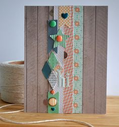 chickaniddy Crafts Date Night card