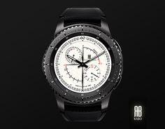 RABO watchface Samsung Gear S2 S3 / Watch Faces