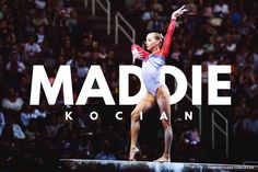 Coach Lu Told Me to Be Consistent, toepointqueen: Meet Team USA 2016 and the alts. Team Usa Gymnastics, Gymnastics Facts, Gymnastics Images, Tumbling Gymnastics, Gymnastics Posters, Gymnastics Workout, Artistic Gymnastics, Olympic Gymnastics, Olympic Games Sports