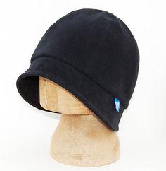 Black cloche hatdesigner hat for womenZutmathilde rain hat Naisten Muoti e77f5e280dd