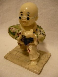 "#5405-Oriental ivorene figurine of kung fu fighter -size 4.00"" hi-- - http://get.sm/nZxEtVN #tradebank General Merchandise,Hamilton ON"