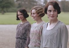 ~ Raleigh Vintage ~: Downton Abbey Fashion Watch (Season 3)
