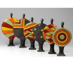 Raku - Céramistes Brigitte et Jean-Marc Millet. Création de céramique d'art, Atelier Piquifou