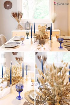 Stunning fall tables