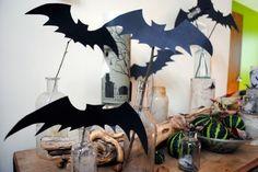 cardstock bats