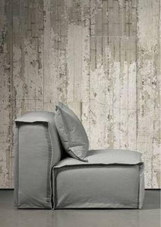 C-More | Prognose + trends | Interieur ontwerp + Concept | advies| ontwerp | cursus | workshops:   Piet Boon beton behang