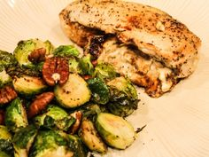 fig and goat cheese chicken one of my favorites yum - Barefoot Contessa Goat Cheese Chicken