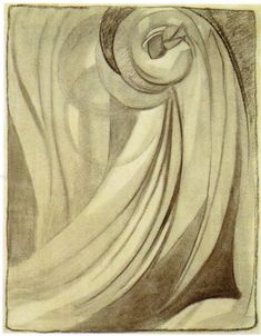 Georgia O'Keeffe - Early No. 2, 1915