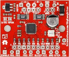 Big Easy Driver (Stepper Motor Driver): Manual, Specs, etc.