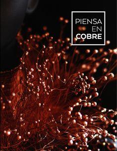 Pieza de arte manual que nace del telar a base de filamentos de cobre ofreciendo un acabado táctil, visualmente hermoso y único.