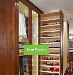 Schoenen in apothekerskast