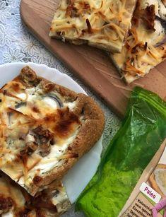 Gluténmentes, szénhidrát-csökkentett, paleo kenyérlángos élesztőmentesen, tejmentesen – Éhezésmentes karcsúság Szafival Paleo, Paleo Food