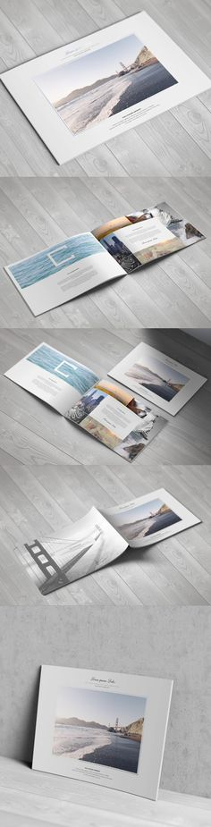 Yacht Club Brochure  Brochure Template Brochures And Template