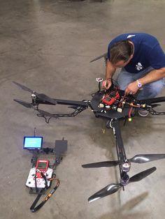 X8 by Pmg MultiRotors drone uav professional aerial platform