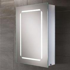 Bella Mode Mirrored Cabinet
