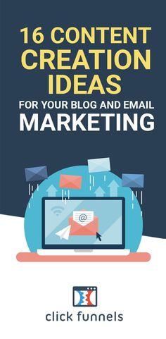 Content Marketing Strategy, Inbound Marketing, Sales And Marketing, Online Marketing, Social Media Marketing, Digital Marketing, Marketing Ideas, Internet Marketing, Affiliate Marketing
