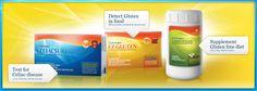 GlutenPro test for celiac disease