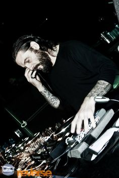 Oscar Mulero. Techno, underground electronic, club culture, The Omen, New World, Atica