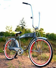 Rat Rod Cruiser Bike - www.ratrodbikes.com