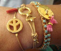 #pulseiras #pedras #cabedal #segportugal #modabijutaria #