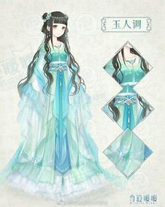 love nikki dress up queen Anime Kimono, Anime Dress, Manga Anime, Star Fashion, Fashion Art, Moda China, Nikki Love, Anime Princess, Fashion Design Drawings
